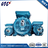 ABB M3BP Low Voltage high speed ac induction motor with B3(Foot)/B5(Flange) Mounted