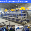 agriculture dirty film pe pp recycling machine
