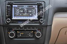 WITSON VW golf 6 car dvd player with bluetooth/GPS canbus/air conditioner/parking assist/steering wheel control