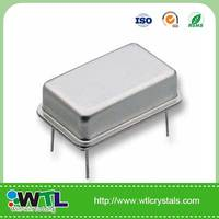 Low frequency Full size 32.000MHz 5V+/-50ppm -20+70C' crystal oscillator