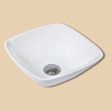 China square Instant fancy hot water tap wash basin