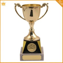 cheap cup metal sport gold trophy