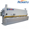 Europe standard NC shearing machine beam hydraulic swing CNC shearing machine
