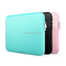 Wholesale Neoprene Universal Sleeve Zipper Case Bag Laptop Sleeve For Notebook Computer With Zipper