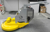 27inch High speed concrete surface grinder