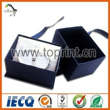Custom Printing Decorative Small Cardboard Jewelry Boxes