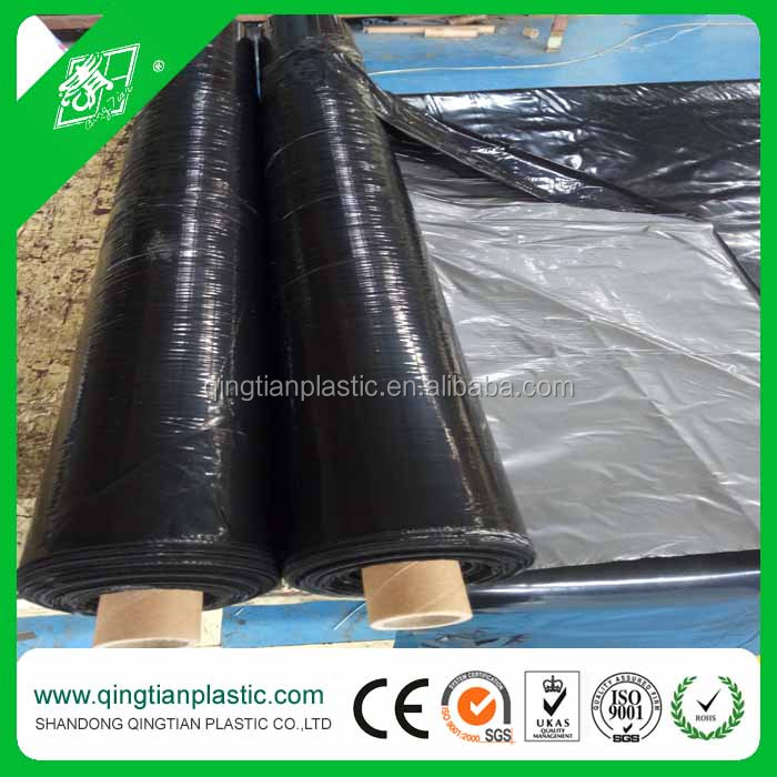roll of polyethylene Sheet Plastic film for Ground or Protection Cover