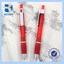 2014 small MOQ metal/plastic pen refill with logo printing -RTPP0007