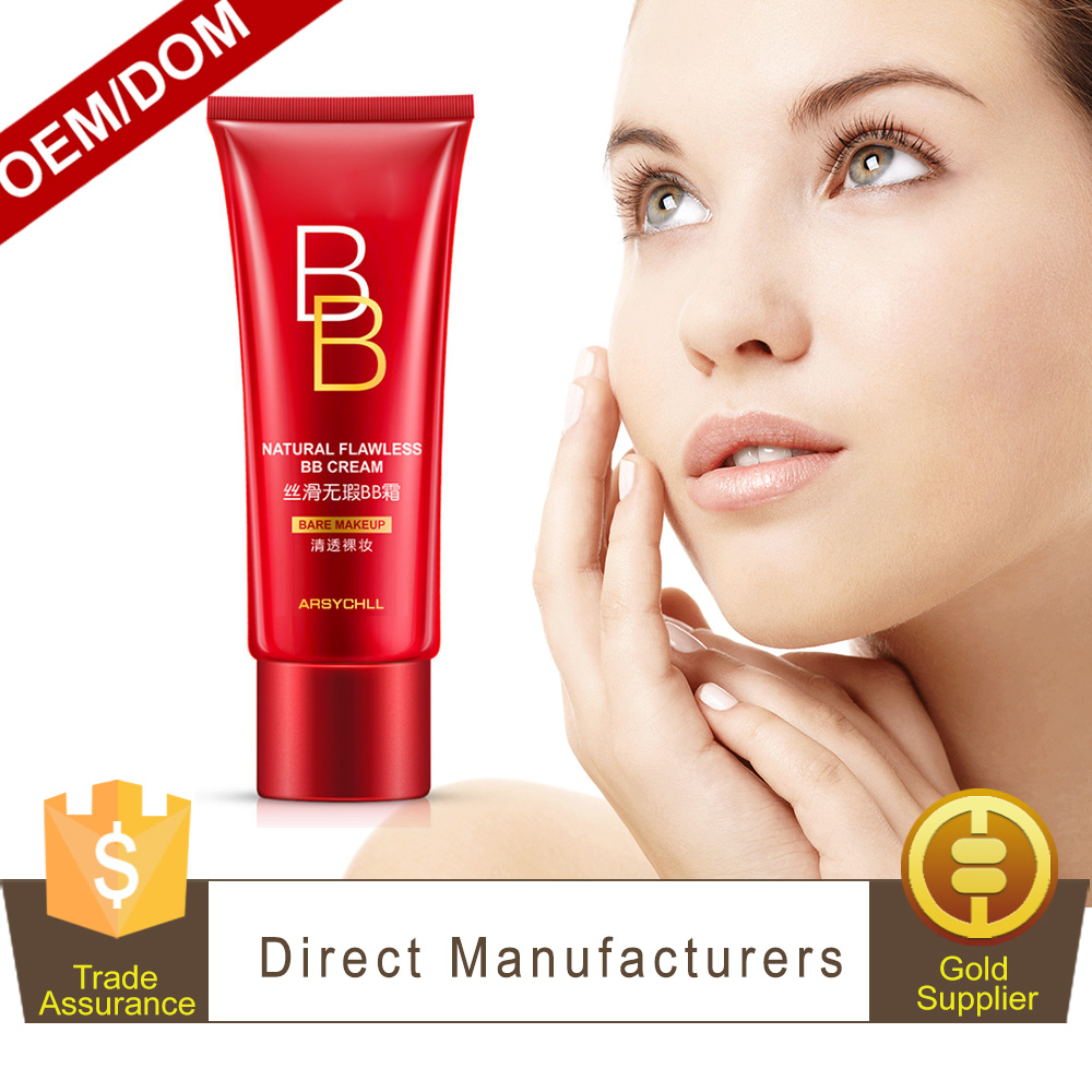 Wholesale price Pro Beauty Side Effects Whitening Cream Green Tea Magic cover BB/CC cream