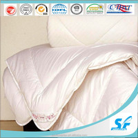 190T&230T brushed microfiber fabric quilted duvet/comforter/quilt