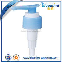 Clear Plastic PET Bottle with Foamer Pump