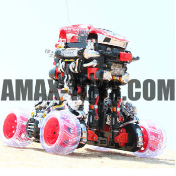 rsc-1136D1 rc stunt truck Newest Unique Remote Control Stunt Monster Truck with Music and Light
