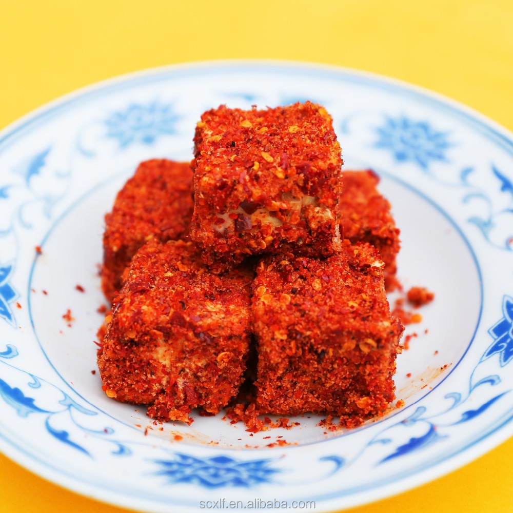 China Red Fermented Bean Curd with different package