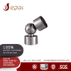 stainless steel handrail bracket pipe elbow / curved connector for stair rail