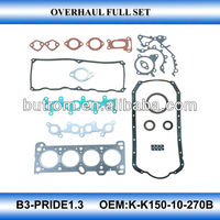 Full Set Gasket Kit For PRIDE1