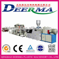 Top quality Extruded polythene sheet machine