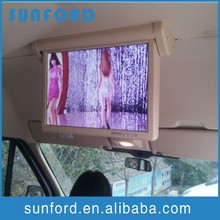 Super Good quality 17 inch bus LCD screen video player car lcd monitor