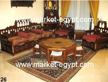 arabesque room suite Living Room Furniture