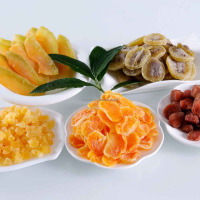 EU Standard Dehydrated Dried Fruit Preserverd Low Sugar Sweet