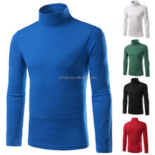 XXL Men's Crew Neck Long Sleeve T-Shirt Slim Fit Casual Cotton Basic Tee Shirts Top Cotton Lightweight Tops T Shirts