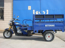 Big Power Carry Passengers Three Wheel Cargo Motorcycle For Adult On Sale