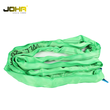 high performance heavy duty textile web slings
