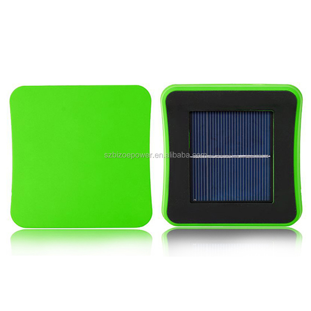 High Quality 5200 mah With LED Indicators Portable Power Bank Universal Mobile Solar Panel Power