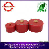 GC High Voltage Grid Ceramic Capacitor 11KV AC 100PF Smart Gird Kvar Power line Capacitor