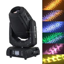 280w 10r sharpy beam spot wash light 3in1 dmx led moving head stage light