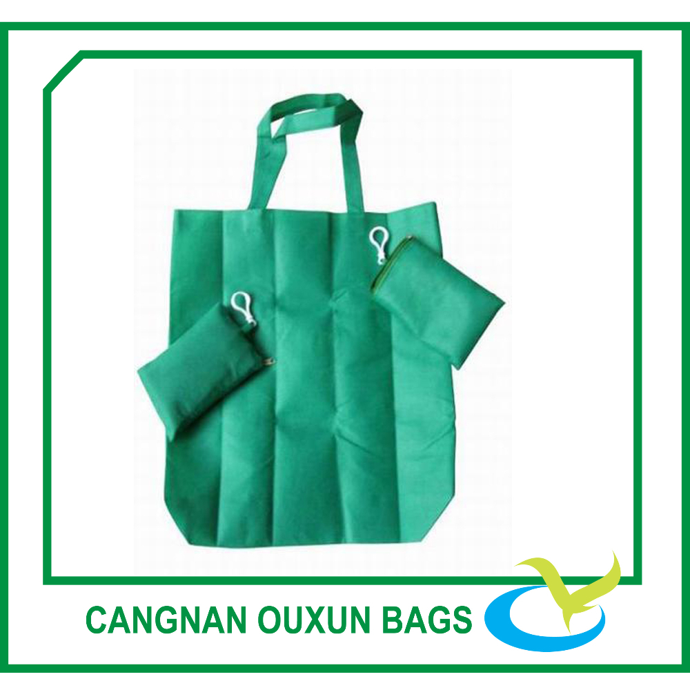 Hottest recycled cheap nonwoven foldable shopping bags