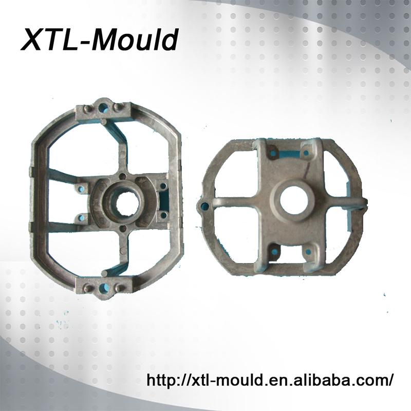 Aluminum Extrusion Fan Motor Display Case Motor