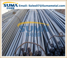 ASTM A615 TMT iron rods factory price