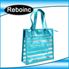 Trasparent PVC beach bag with high quality