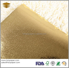 Textured Metallized Paper