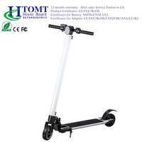 2017 china wholesale portable mini foldable electric kick scooter 250W hub motor electric scooter for adult