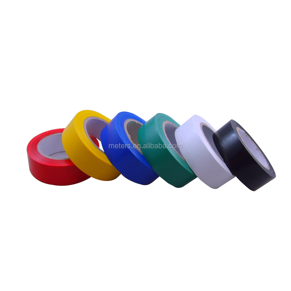 PVC Insulation Tape Black /Red/Yellow