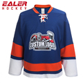 Custom design tackel twill sublimation team set ice hockey jersey