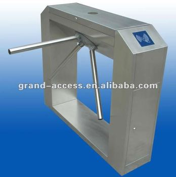 CE Approved Stainles Steel Mechanism Turnstile