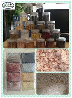 Decorative Garage Flooring Polymer Color Flakes for Epoxy Floor
