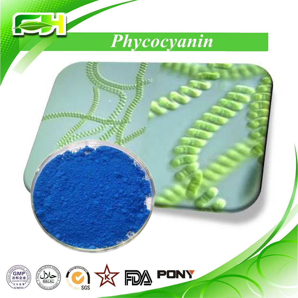 Natural Spirulina Leucocyan Extract