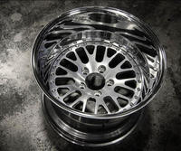 20x10.5/20x12 inch chrome forged wheels with pcd 5x120