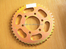 high performance cnc machining motorcycle bicycle parts customized chain sprocket
