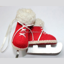 Shoe of Christmas mud Gift for Xmas decoration and surprise gift