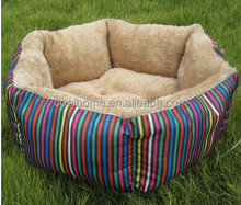 High quality wholesale cheap memory foam outdoor rattan dog bed