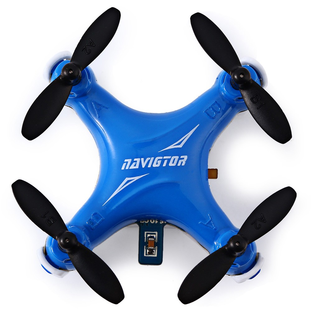 Fayee FY804 Mini Quadcopter Drone - BLUE