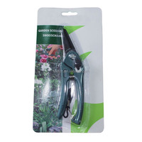 Garden tool pruning shears with PP handle
