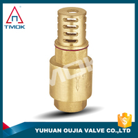 vertical lift check valves cf8m ppr polo brass body plating 600 wog nickel-plated with forged and NPT threaded connection iron