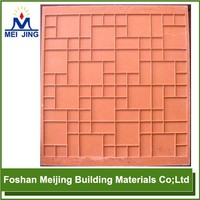 moulds for paving stones for glass mosaic building raw material