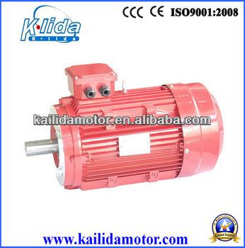 milling machine motor