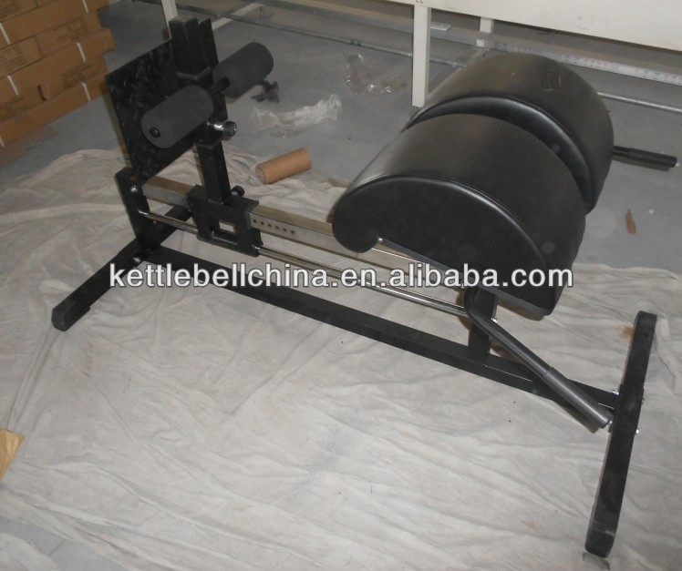 GHD/ Glute Hamstring Developer for Fitness trainning / Gym equipments